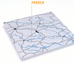 3d view of French