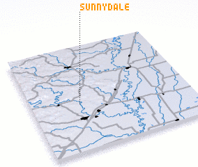 3d view of Sunnydale
