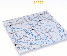 3d view of Grady