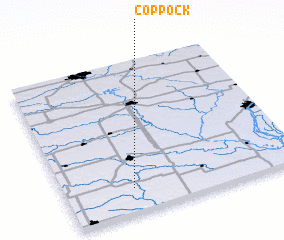 3d view of Coppock