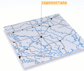 3d view of Shannon Tank