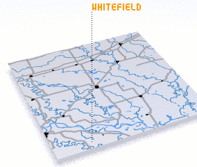 3d view of Whitefield