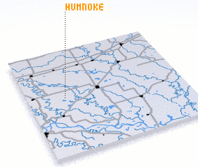 3d view of Humnoke