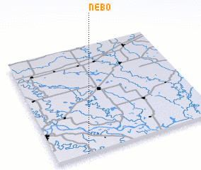 3d view of Nebo