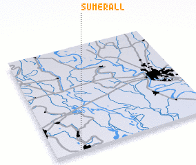 3d view of Sumerall