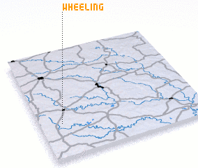 3d view of Wheeling