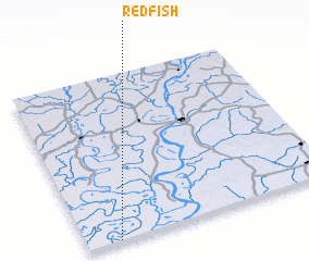 3d view of Red Fish
