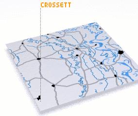 3d view of Crossett