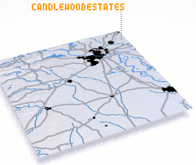 3d view of Candlewood Estates