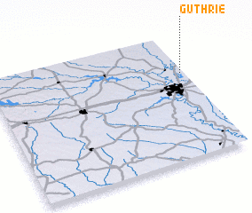 3d view of Guthrie