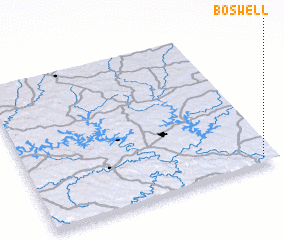 3d view of Boswell