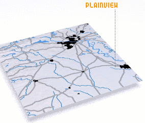 3d view of Plain View
