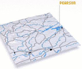 3d view of Pearson