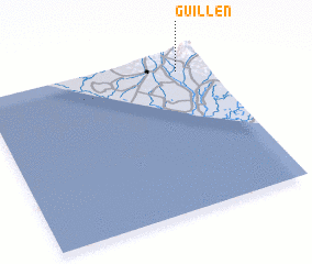 3d view of Guillén