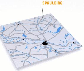 3d view of Spaulding