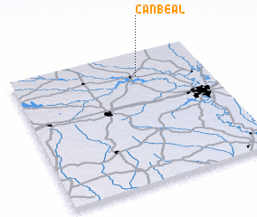3d view of Canbeal