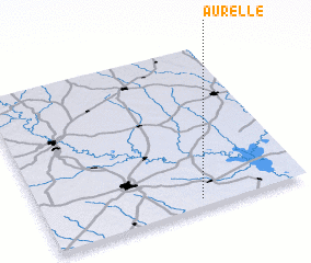 3d view of Aurelle
