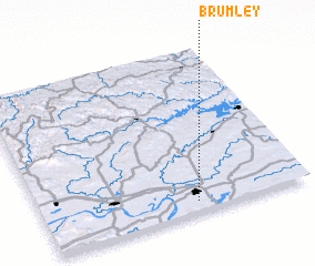 3d view of Brumley