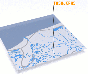3d view of Tasajeras