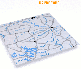 3d view of Payne Ford