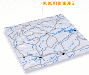 3d view of Old Botkinburg