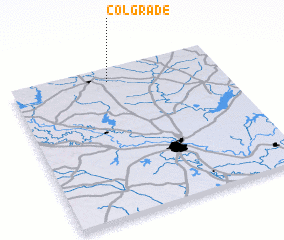 3d view of Colgrade