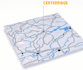 3d view of Center Ridge