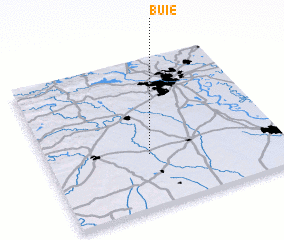 3d view of Buie