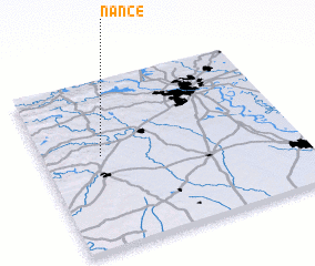 3d view of Nance