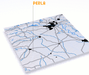 3d view of Perla