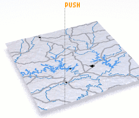 3d view of Push