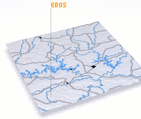 3d view of Eros