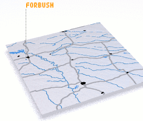 3d view of Forbush