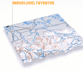 3d view of Manuel Vuelta y Rayón