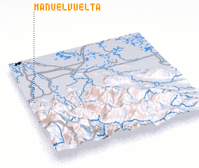 3d view of Manuel Vuelta