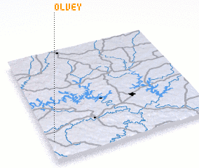 3d view of Olvey
