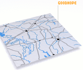 3d view of Good Hope