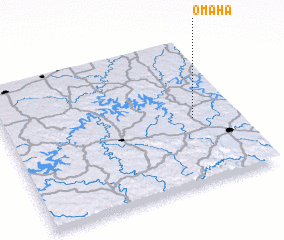 3d view of Omaha