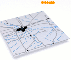 3d view of Goddard