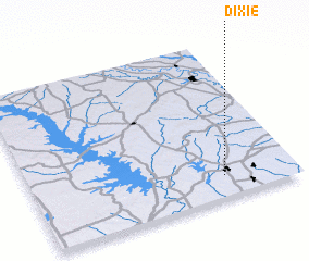 3d view of Dixie