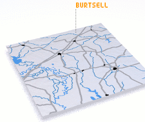 3d view of Burtsell