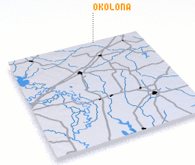3d view of Okolona