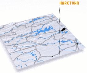 3d view of Haretown
