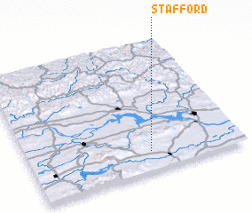 3d view of Stafford
