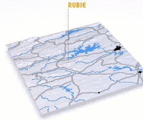 3d view of Rubie
