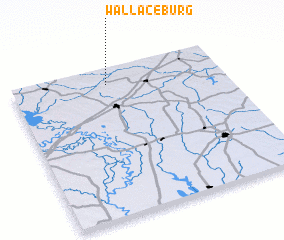3d view of Wallaceburg