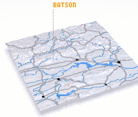 3d view of Batson