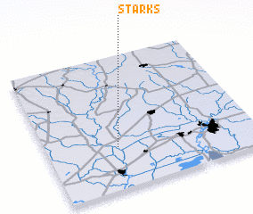 3d view of Starks