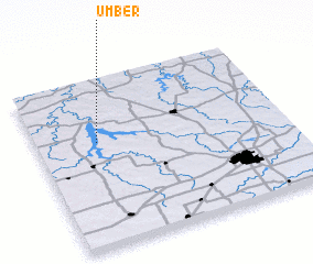 3d view of Umber