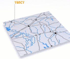 3d view of Yancy